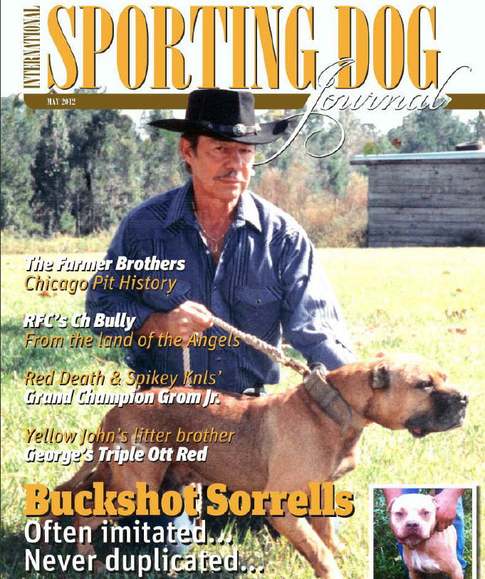 History of Sorrells Pit Bull Bloodline   Good Pit Bulls